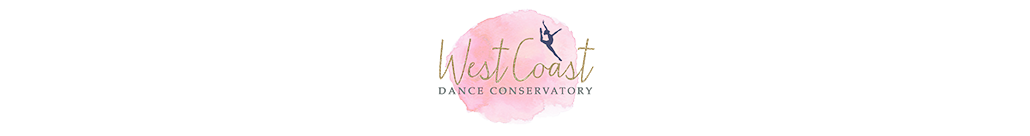 West Coast Dance Conservatory in Millbrae, CA logo